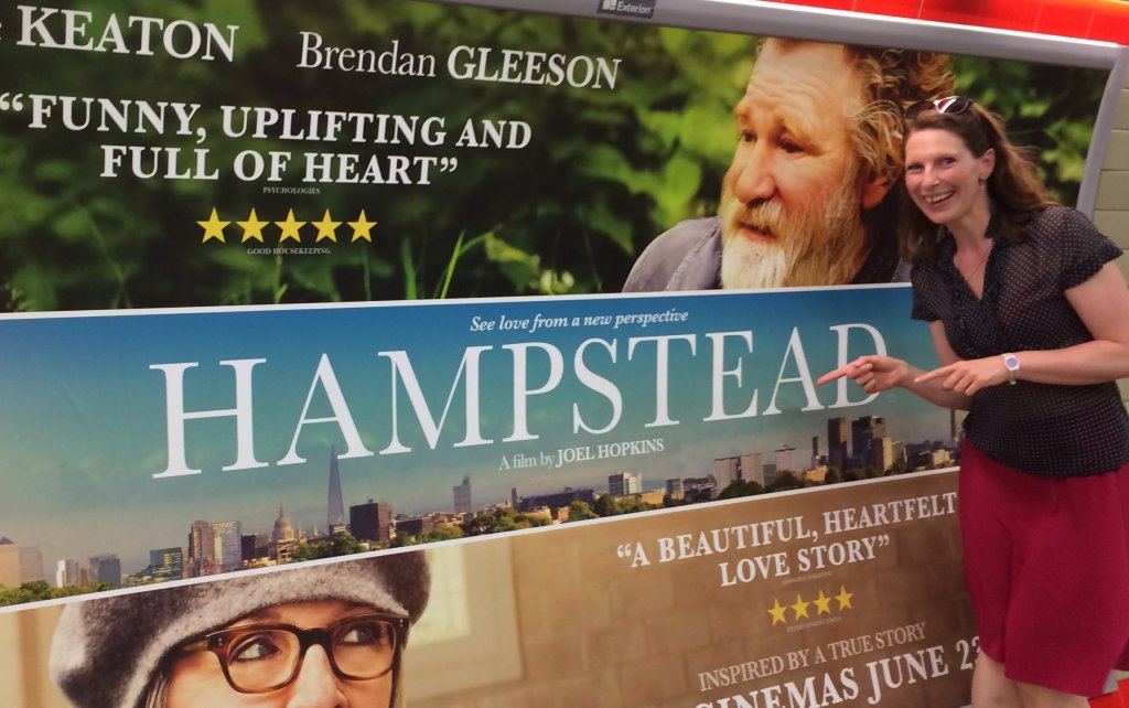 Hampstead the Walk: Perfect Cuppa English