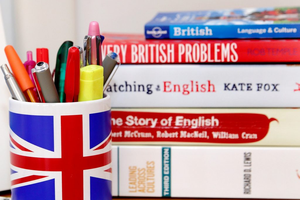 Perfect Cuppa English recommends books for Insight into British Culture