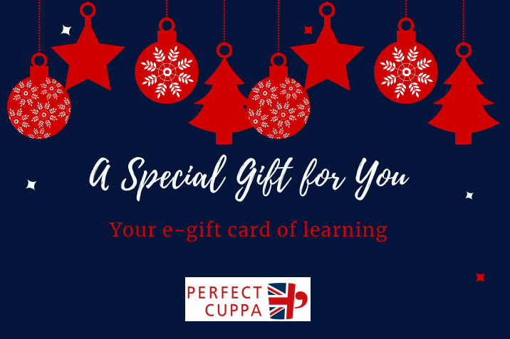 Perfect Cuppa English e-gift card